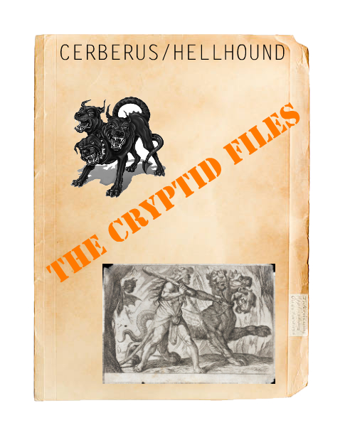 Cryptids Cerberus hellhounds... Img_1110