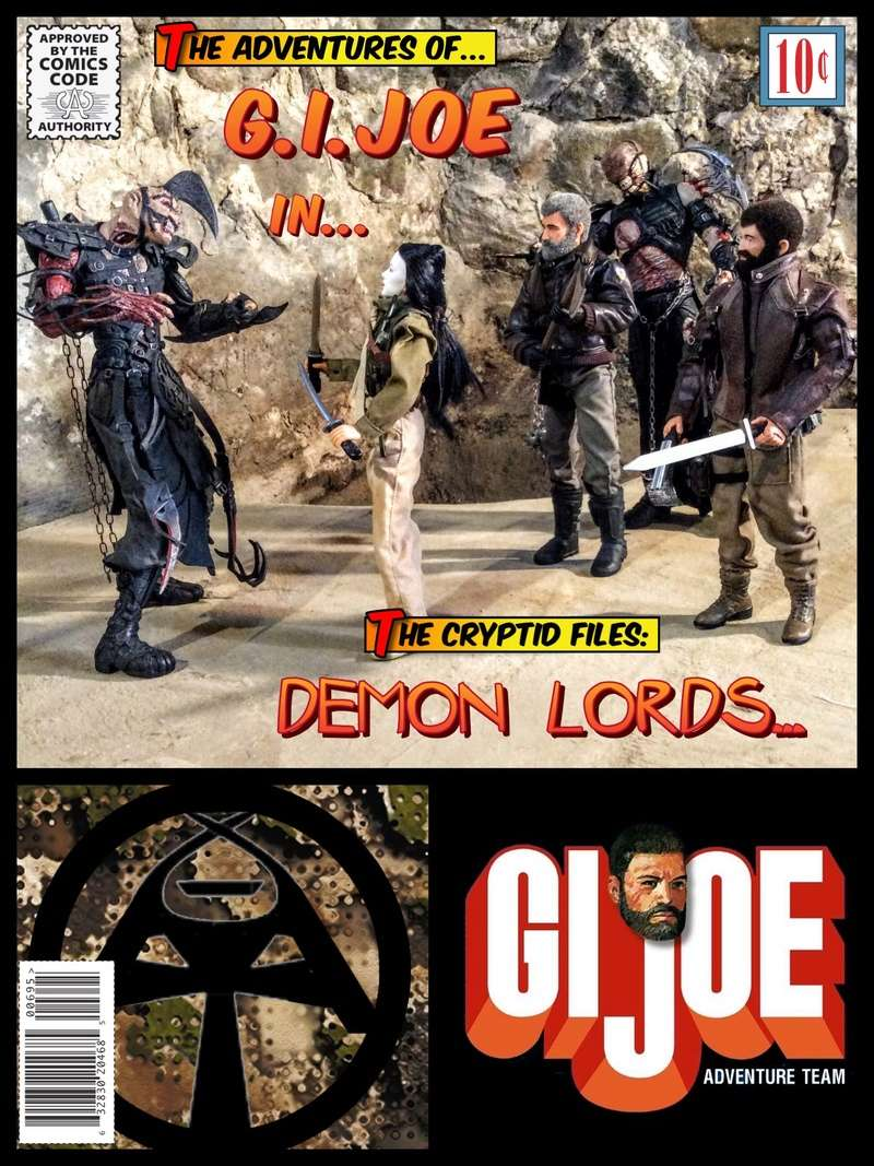 Cryptids demon lords... Img_1124