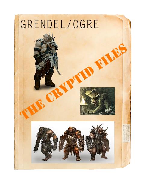 Cryptids Grendel/ogre... Img_1242