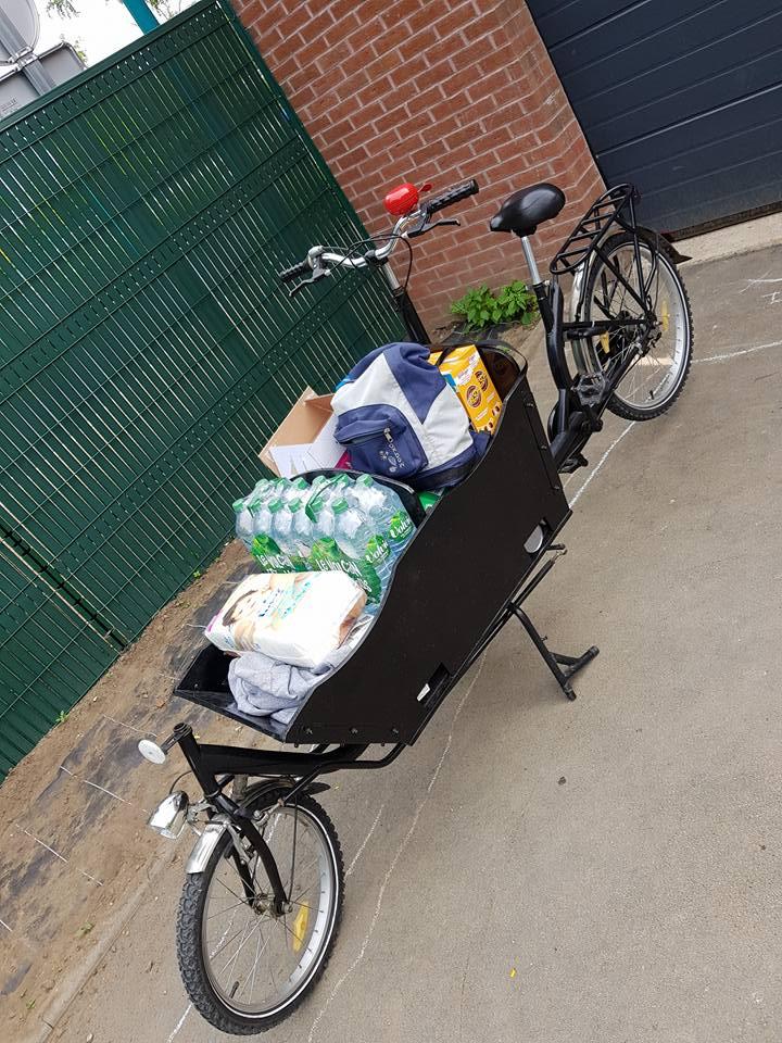Mon vélo pour les ballades en famille 20993812