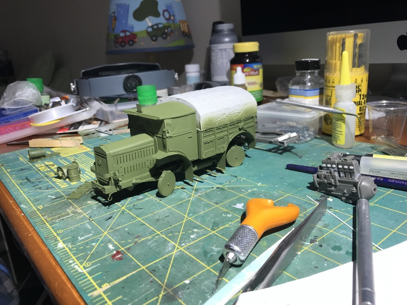 Les gros culs Episode 01 Latil TAR H2 Azimut 1/35 - Page 2 Img_2011