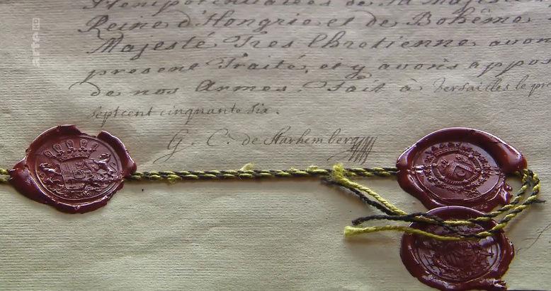 Marie-Antoinette, une victime ou une coupable idéale ? Tylych12