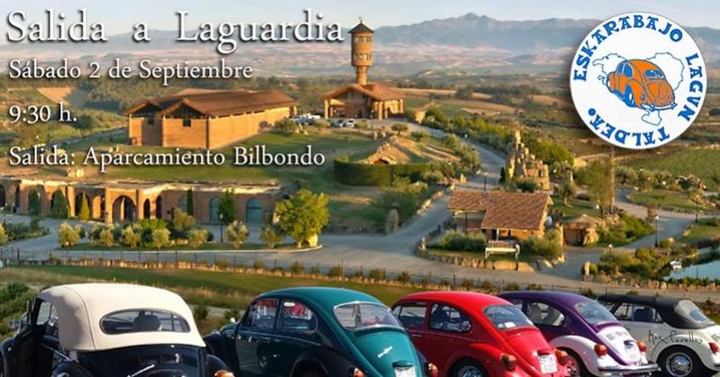 Salida ELT septiembre 2017 - Día 2 Laguardia Bodega Eguren Ugarte Laguar10