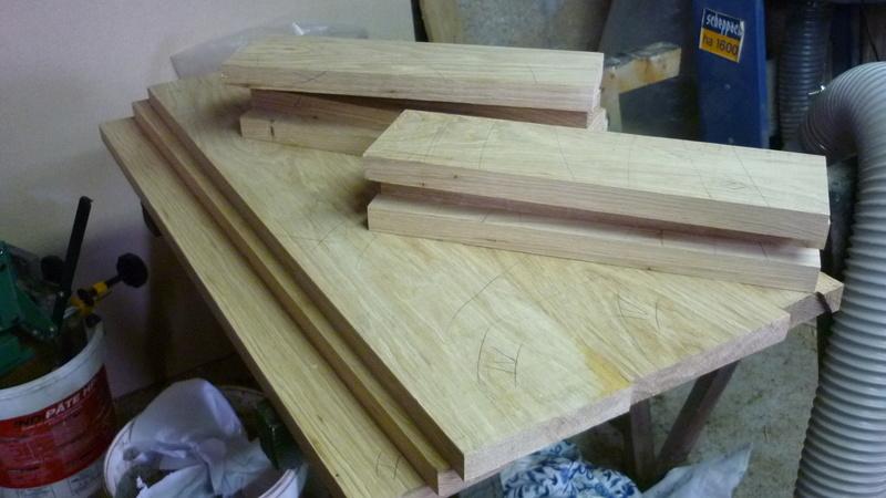 Caisse a bois ordinaire mais pas que P110