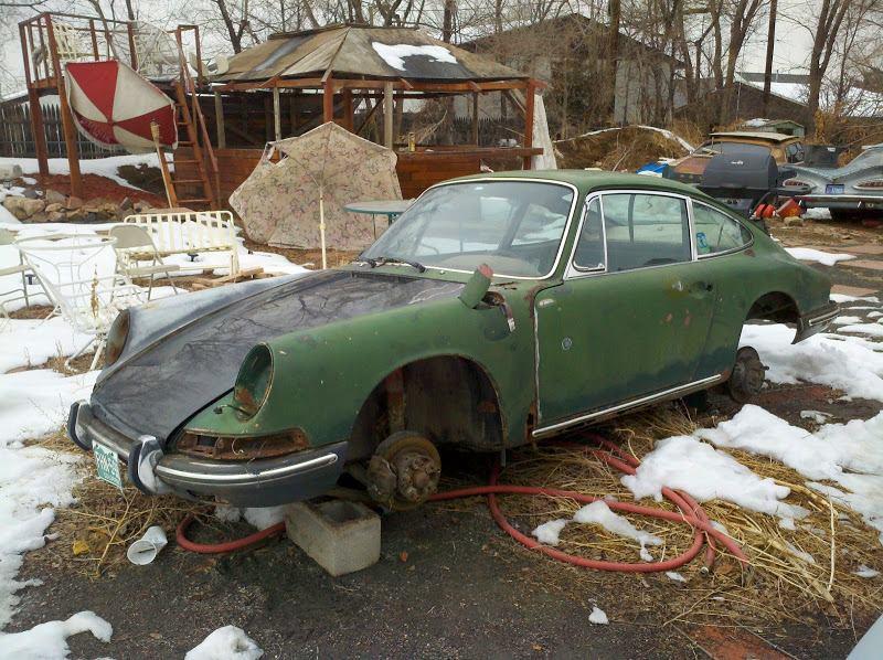 Photos de Porsche à restaurer - Page 10 10557310