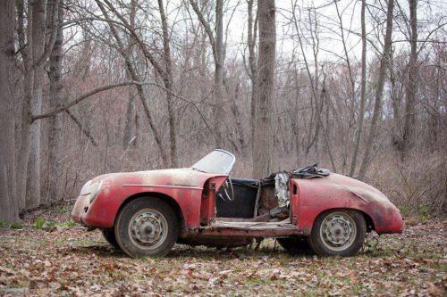 Photos de Porsche à restaurer - Page 10 47989014