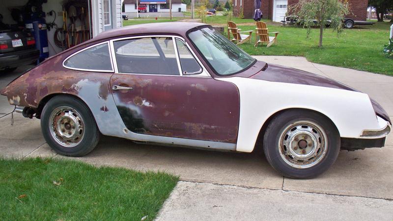 Photos de Porsche à restaurer - Page 10 57-3110