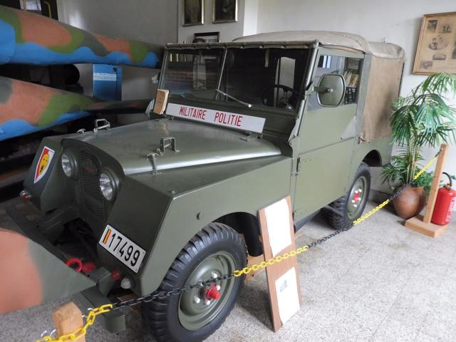 Museum K-blokken en Oscar Kapel - Leopoldsburg P1050914