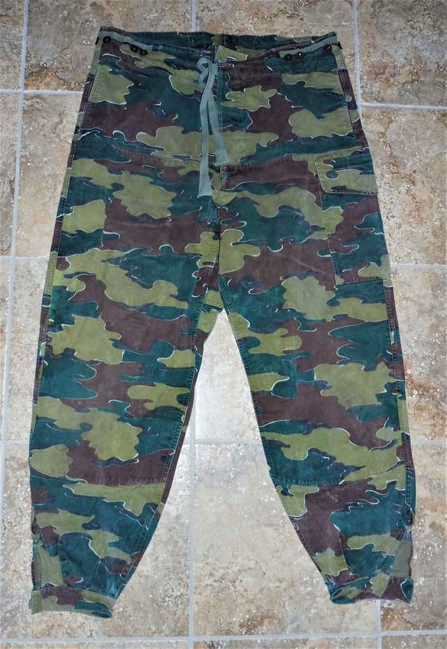 Naval Jigsaw Trousers Seynte10