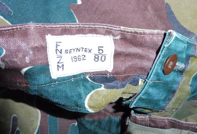 Naval Jigsaw Trousers Seynte11