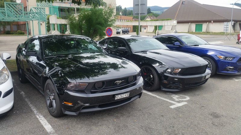 1er meeting ford d'Alsace  30 juillet 2017 20170719