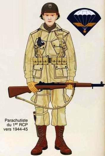 Le 1er RCP en 1944 au 1/72 Les_pa10