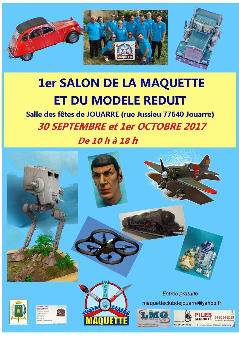"""1ère expo du Maquette Club de Jouarre  """" nous sommes complêts"""" Mcj_7710"""