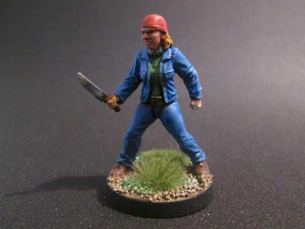 "The Walking Dead "" All Out War "" : Nos Survivants & Nos Rodeurs !  Fig_1311"