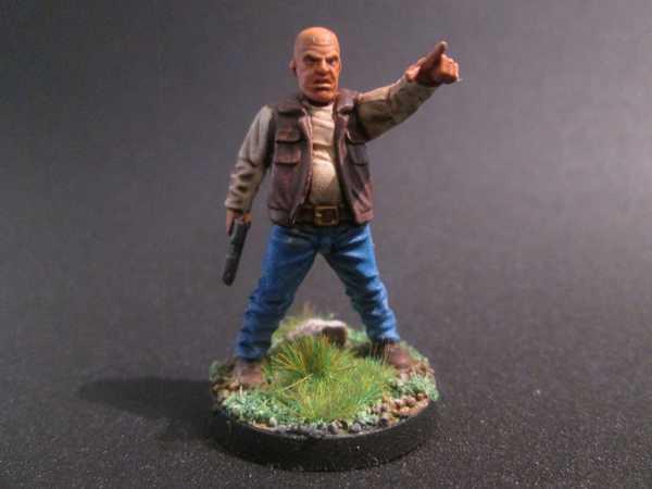 "The Walking Dead "" All Out War "" : Nos Survivants & Nos Rodeurs !  Fig_1711"