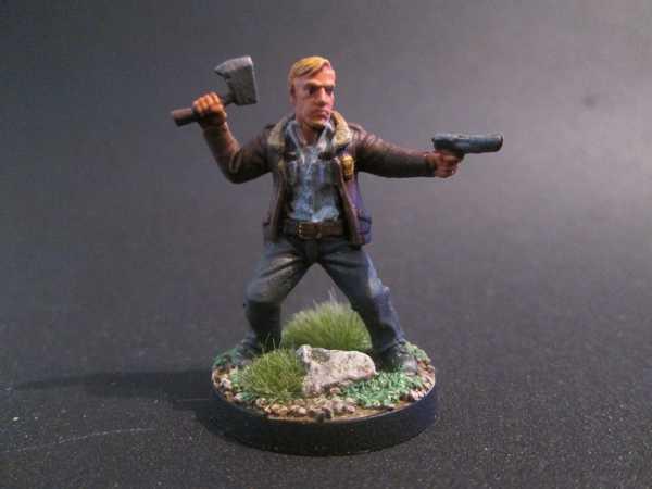 "The Walking Dead "" All Out War "" : Nos Survivants & Nos Rodeurs !  Fig_711"