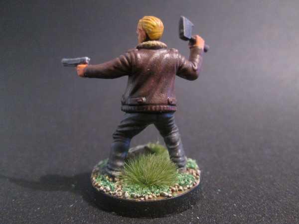 "The Walking Dead "" All Out War "" : Nos Survivants & Nos Rodeurs !  Fig_811"