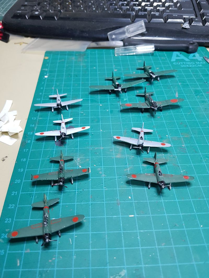 JPN Flugzeugträger AKAGI1:250 von DE AGOSTINI gebaut von Arrowsmodell - Seite 9 Hood_u53