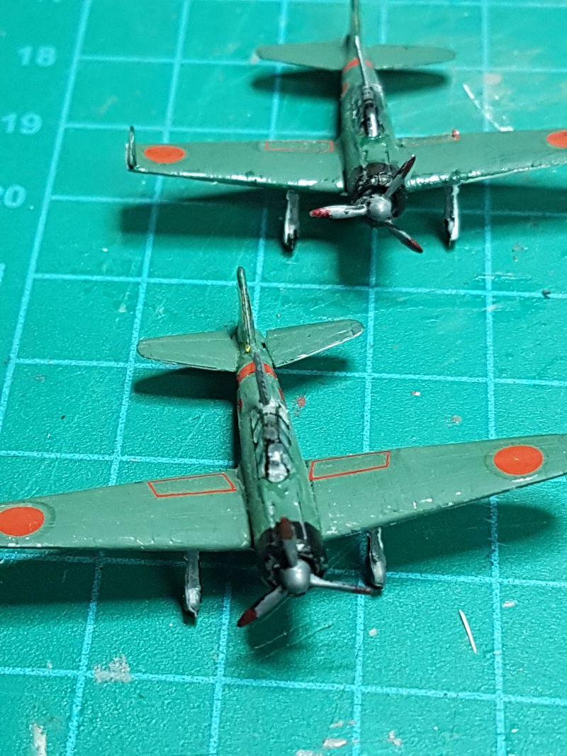 JPN Flugzeugträger AKAGI1:250 von DE AGOSTINI gebaut von Arrowsmodell - Seite 9 Hood_u54