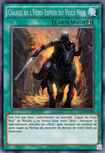 Les cartes à Kazu et Sinna Charge11