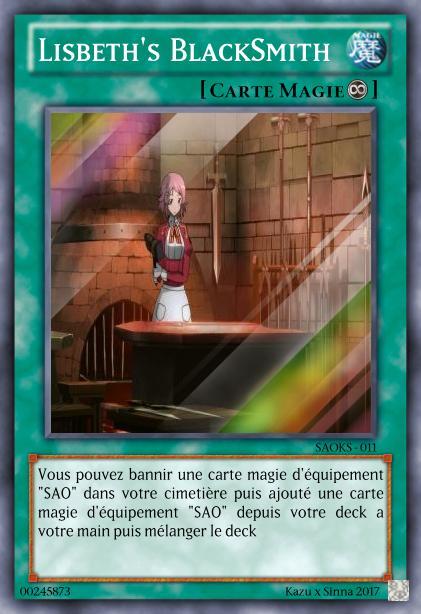 Les cartes à Kazu et Sinna Lisbet10