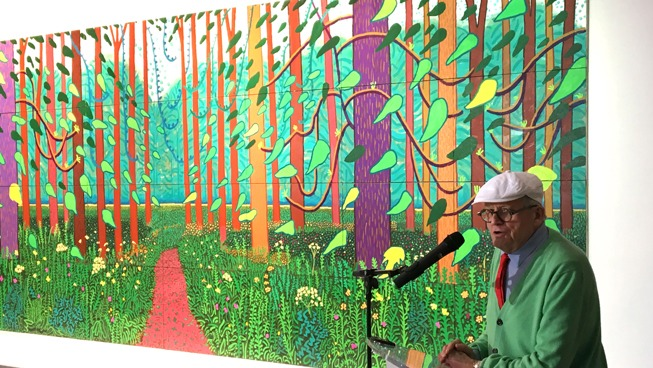 David Hockney Aa232