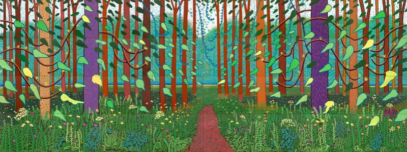 David Hockney Aa233