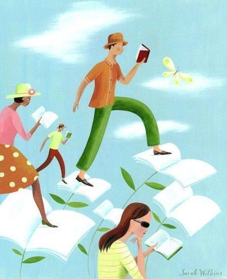 Lire, c'est rêver les yeux ouverts... - Page 7 Sarah_10