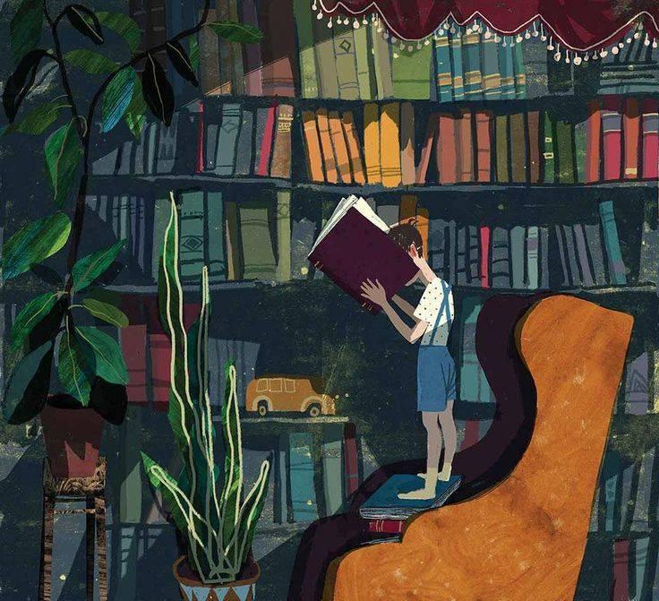 Lire, c'est rêver les yeux ouverts... - Page 8 Victor10