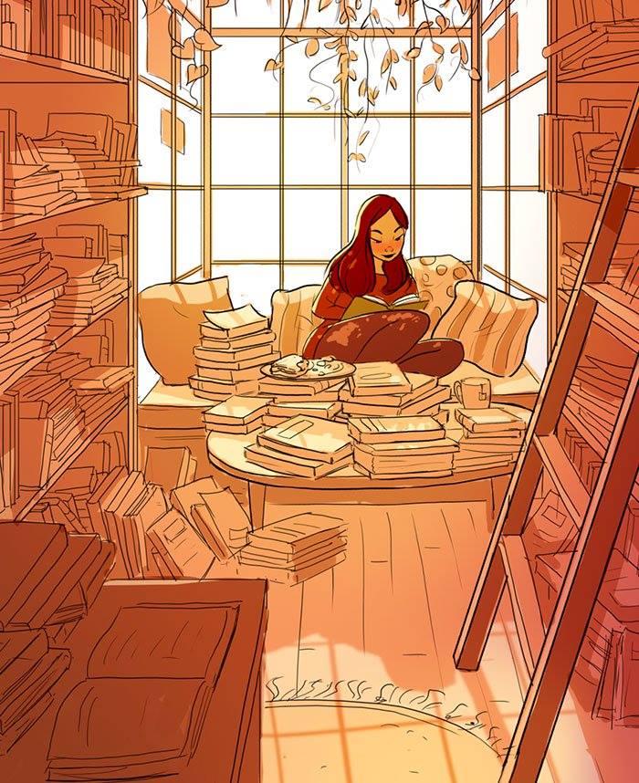 Lire, c'est rêver les yeux ouverts... - Page 7 Yaoyao10