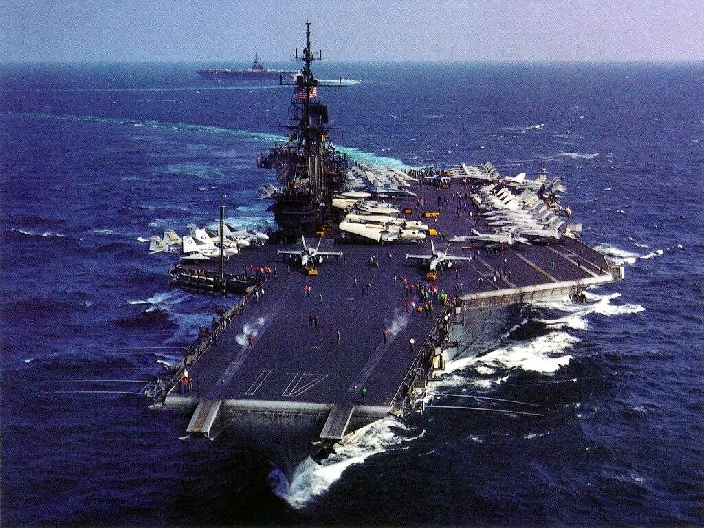 [USS Midway CVA-41] Porte avions lourd américain-700e-Orange Hobby - Page 2 1691ff10