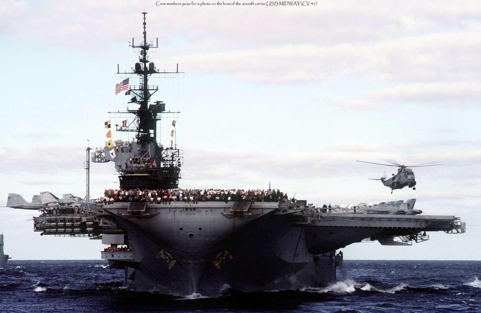[USS Midway CVA-41] Porte avions lourd américain-700e-Orange Hobby - Page 2 2dipzj10