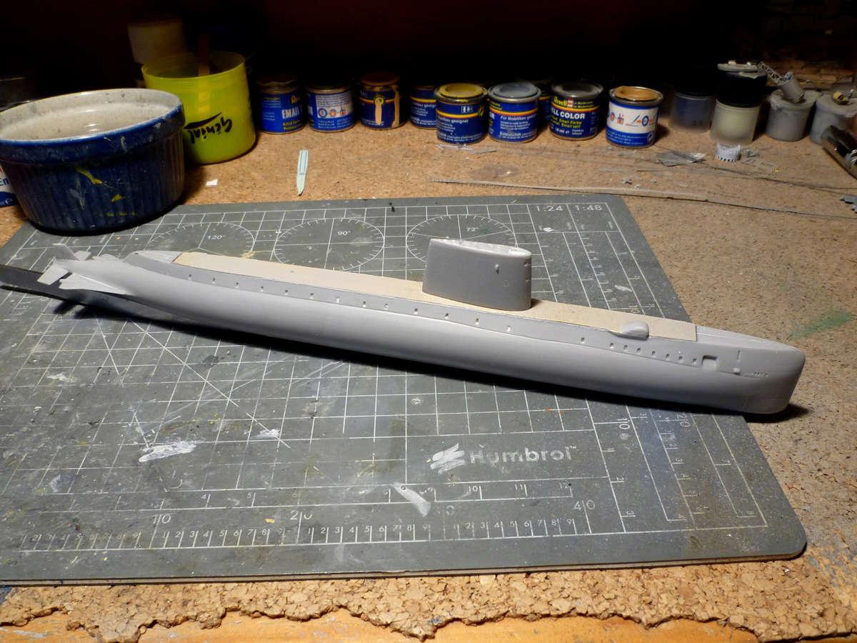 USS Nautilus SSN-571 Nautil13
