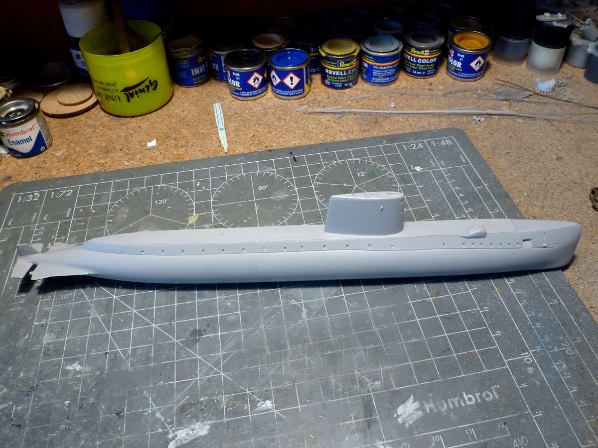 USS Nautilus SSN-571 Nautil15