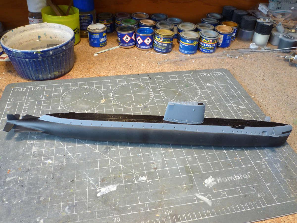USS Nautilus SSN-571 Nautil17