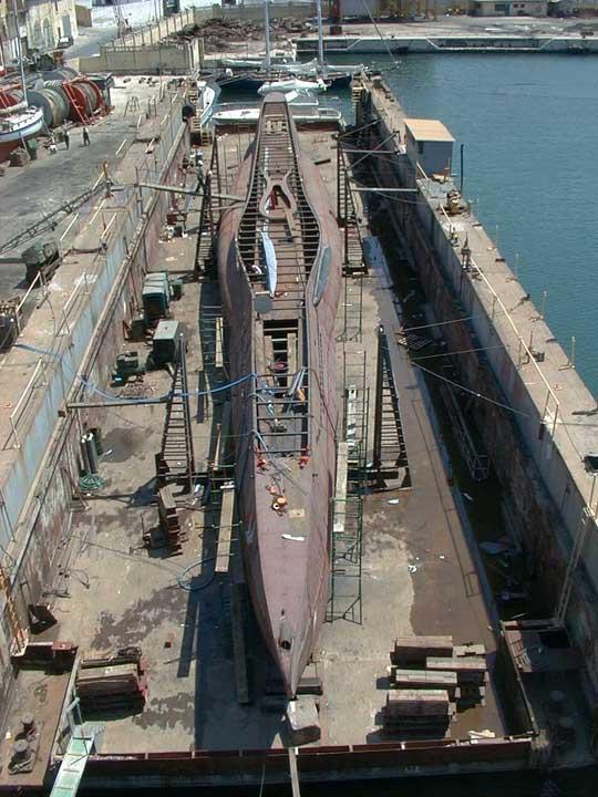 Grande grue 250 t port de Hambourg et Bismarck au 1/350 - Page 3 Sub-un10