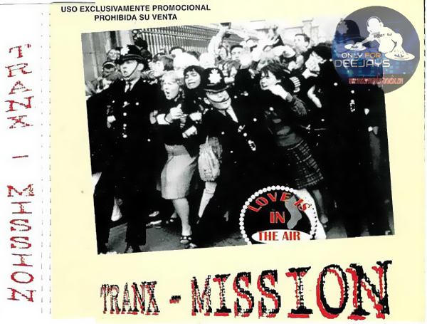 Tranx-Mission - Love is in the Air (MXCD)[1997] Fronta11