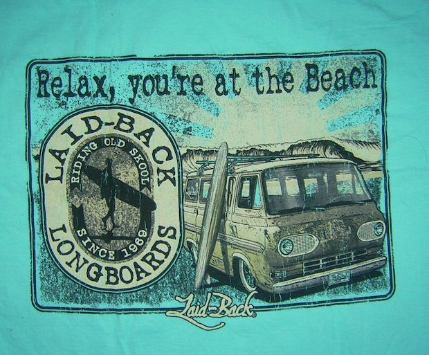 Cool Beach T-Shirt S-l16010