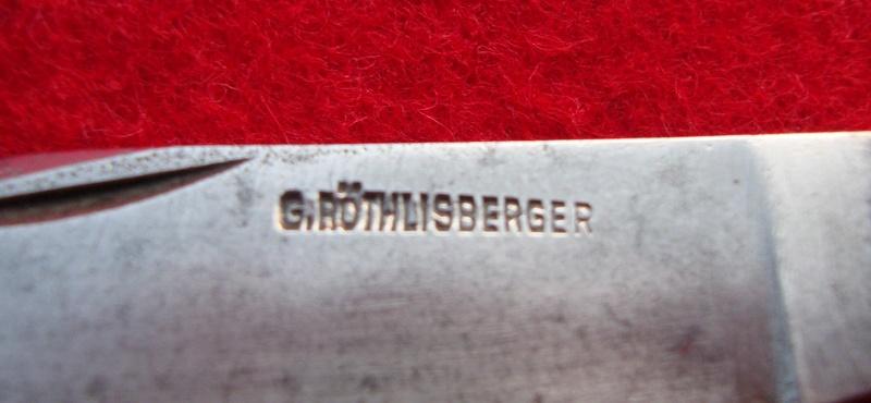 Die Messerschmiede Röthlisberger in Bärau / La Coutellerie Röthlisberger à Bärau Dsc07421