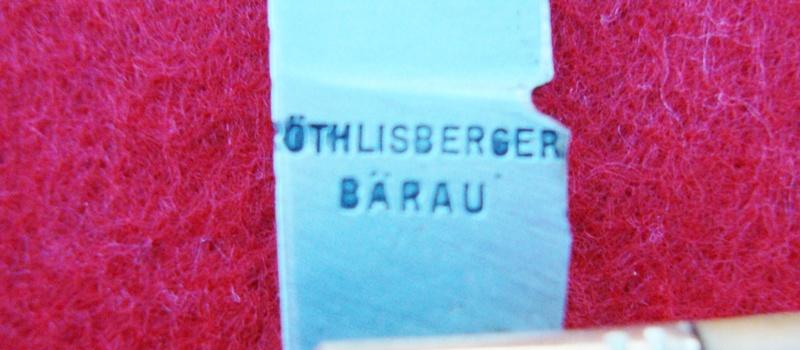 Die Messerschmiede Röthlisberger in Bärau / La Coutellerie Röthlisberger à Bärau Dsc07424
