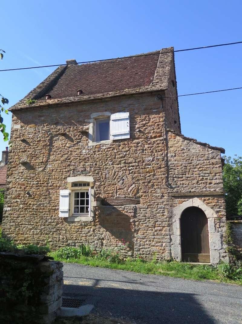 Petit patrimoine de la Chapelle sous Brancion  Collonge C10c_c11