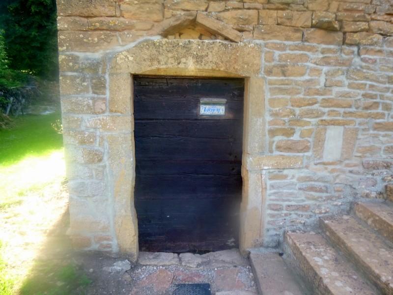 Petit patrimoine de la Chapelle sous Brancion  Collonge C14b_c11