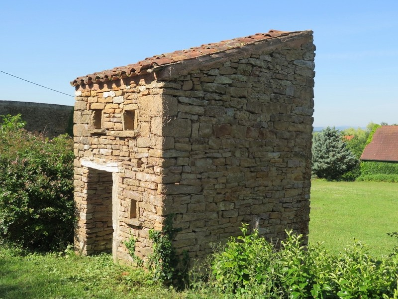 Petit patrimoine de la Chapelle sous Brancion  Collonge C16d_c10