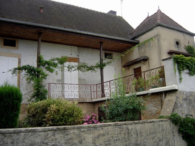 Petit patrimoine de la Chapelle sous Brancion  Collonge C18a_c10