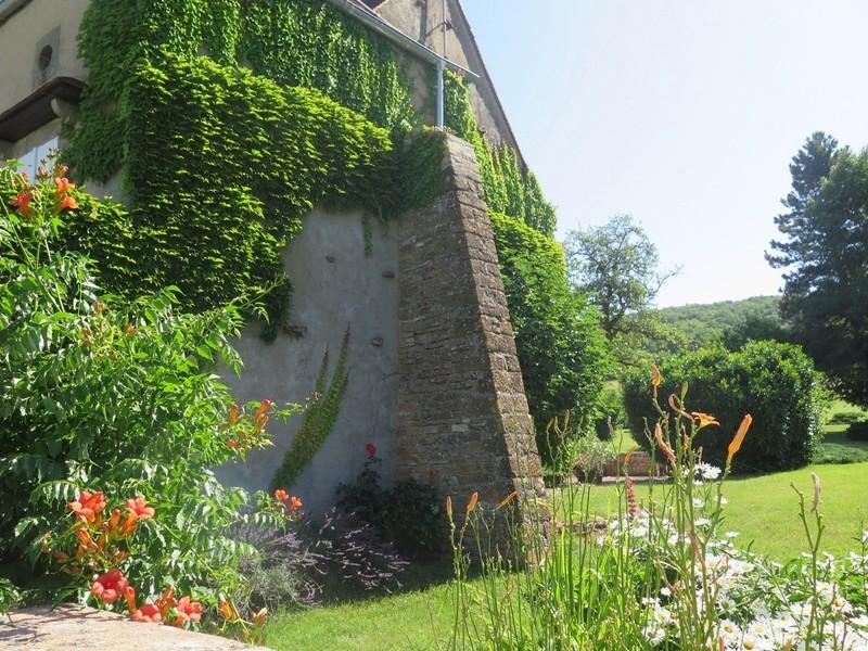 Petit patrimoine de la Chapelle sous Brancion  Collonge C18b_c10