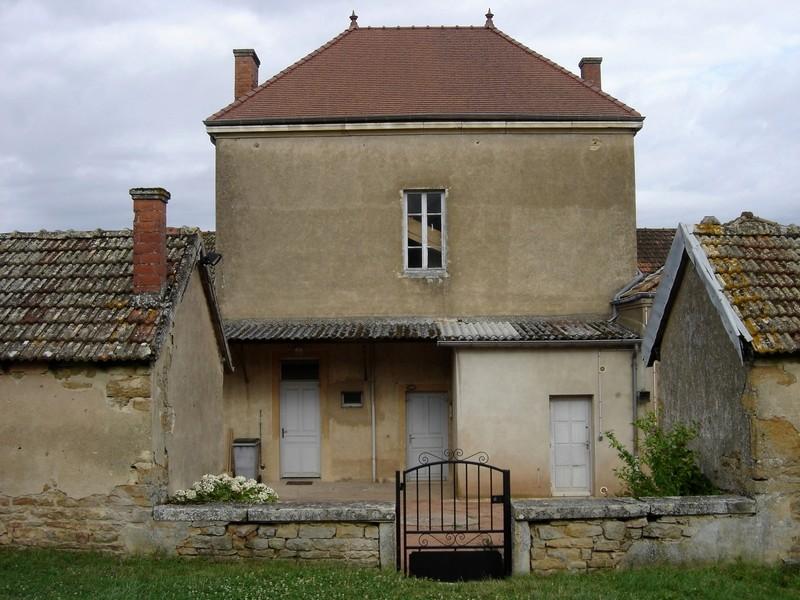 Petit patrimoine de la Chapelle sous Brancion  Collonge C1b_co10
