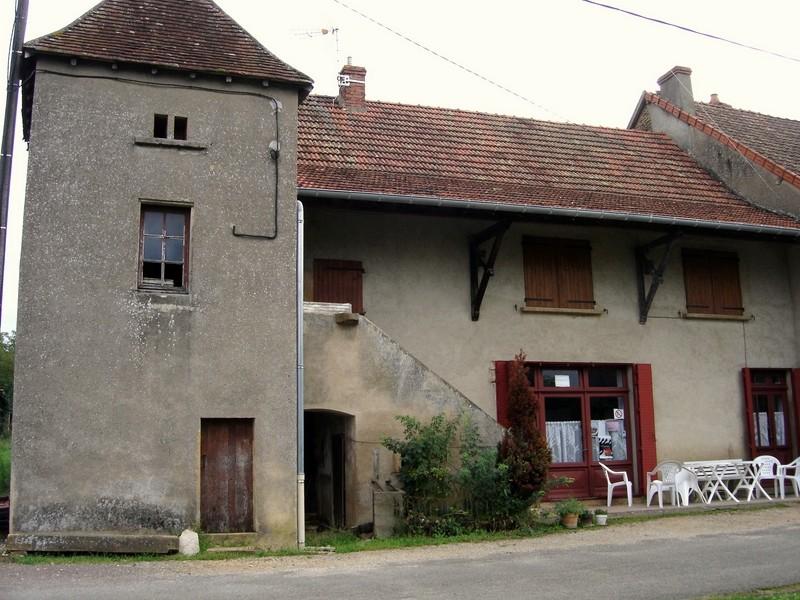 Petit patrimoine de la Chapelle sous Brancion  Collonge C24b_c10