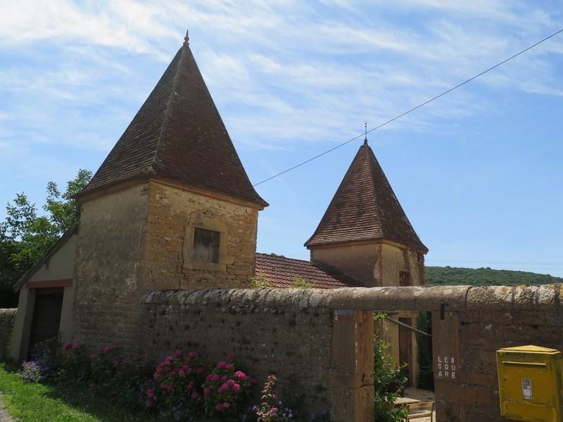 Petit patrimoine de la Chapelle sous Brancion  Collonge C27b_c10