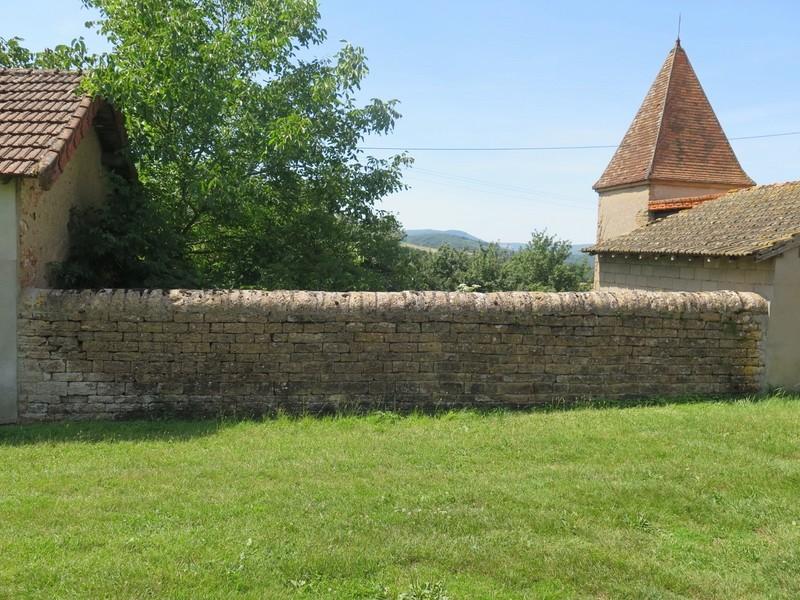 Petit patrimoine de la Chapelle sous Brancion  Collonge C27c_c10
