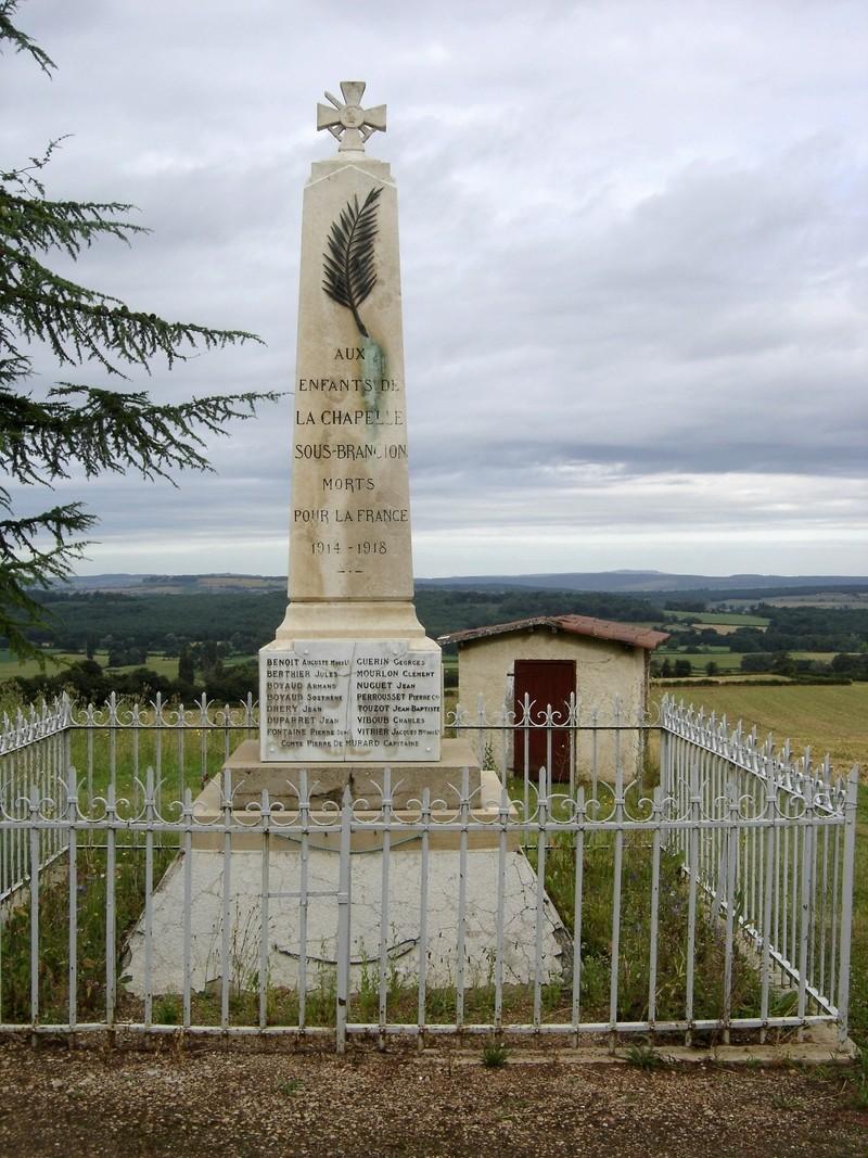 Petit patrimoine de la Chapelle sous Brancion  Collonge C2a_co10